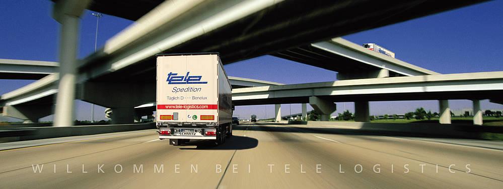tägliche Transporte zwischen Deutschland (NRW) und Niederlande / Belgien
